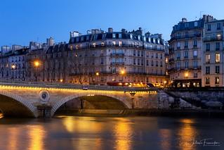 Pont Louis-Philippe & Île Saint-Louis, Paris