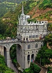 Santuario de Nuestra Señora del Rosario de las Lajas (redBus.co) Tags: redbus colombia ipiales nariño pasto rosario catedral iglesia lajas templo basilica