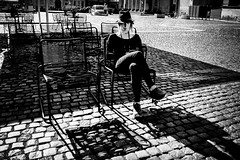 Images on the run.... (Sean Bodin images) Tags: streetphotography streetlife seanbodin streetportrait people photojournalism photography denmark documentary reportage copenhagen citylife candid city citypeople nytorv