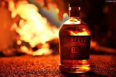 Aberfeldy 18 (Iyhon Chiu) Tags: 台灣 桃園 海 許厝港濕地 wild whisky bottle fire aberfeldy taiwan outdoor taoyuan 許厝港 火 野外 威士忌 ウイスキー whiskey night