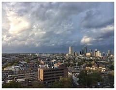 ... Skyline Rotterdam ... (neurosheep) Tags: rotterdam erasmusmc cityscape