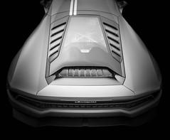 LAMBO (Dave GRR) Tags: lamborghini ea eaengineering carsncoffe monochrome bw supercar sportscar mono