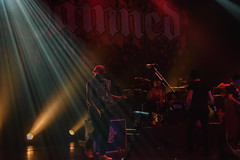 The Damned, Southampton Guildhall 22-08-2018 103 (Matt_Rayner) Tags: southamptonguildhall live punk concert thedamned captainsensible guitar pinch drummer