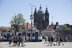 Paisagem Urbana de Amsterdam (Geise Architecture) Tags: paisagemurbana landscape street canais canals amsterdam holanda holand city