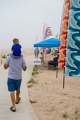 Banner Walk (Lester Public Library) Tags: tworiverswisconsin tworivers beach beaches wisconsin kites kitesoverlakemichigan kite kiters kitefestival kitefest uniqueflyingobjects chowchong lakemichigan lake water sky clouds neshotahbeach neshotah neshotahpark sand lesterpubliclibrarytworiverswisconsin readdiscoverconnectenrich