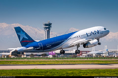 [SCL.2017] #Lan.Airlines #LA #LAN #Airbus #A320 #CC-BAF #awp (CHRISTELER / AeroWorldpictures Team) Tags: latam airlines chile airbus a320200 cn 4516 eng v2500 reg ccbaf history aircraft first flight test daxag built site hamburg xfw germany delivered lanairlines la lan cabin config y168 ferried xfwlparecscl delivery may2016 latamairlineschile plane aircrafts airplane andes south america a320 santiago scl planespotting nikon d300s zoomlenses nikkor 70300vr raw lightroom aeroworldpictures awp chr 2017 scel aeropuertodesantiago chili arturomerinobenitez airport