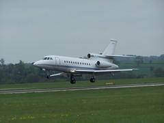 LX-LFB (IndiaEcho) Tags: lxlfb dassault falcon 900 london luton international airport eggw ltn civil aircraft aeroplane aviation bedfordshire england airfield