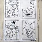 Pasted paper by gllmcstt [Lyon, France] thumbnail