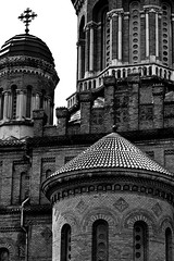20110416 Textured ([Ananabanana]) Tags: nikon d40 gimp photoscape 1855mm 1855 nikkor nikon1855mmkitlens nikkorafsdx1855mm nikonafsdx1855mm nikkor1855mm nikon1855mm nikonistas nikonista chernitsvi чернівці́ cernăuți czernowitz czerniowce csernovic черновцы́ чернови́цы чернівці україна ukraine ukrainian building residenceofbukoviniananddalmatianmetropolitans chernitsviresidence residence bukovina josefhlávka orthodoxchurch austrohungarianempire резиденціяправославнихмитрополитівбуковиниідалмації church seminary dome domedchurch byzantine moor islamic architecture tower bw blackandwhite blackwhite monochrome