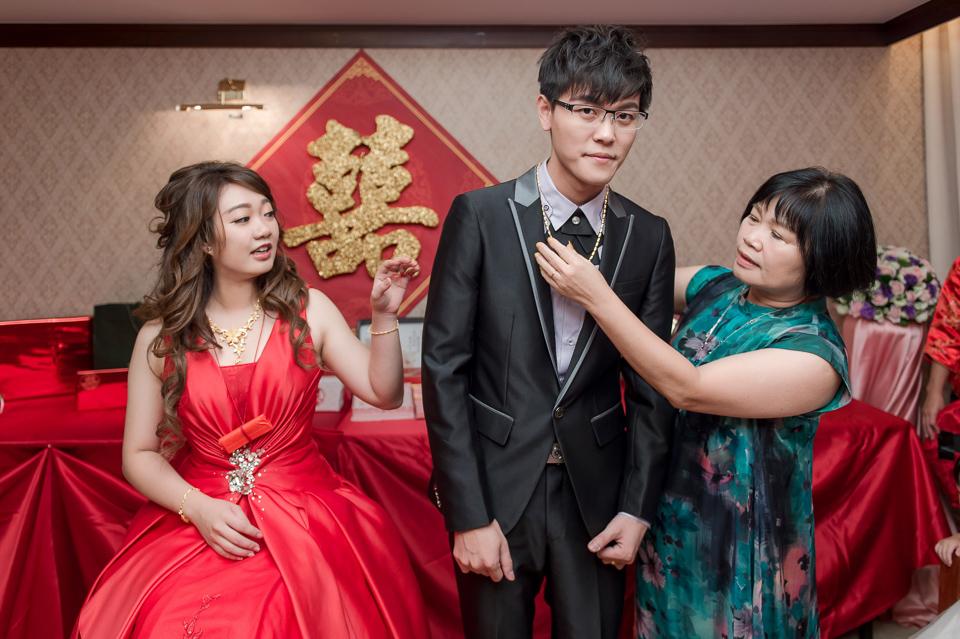 訂婚儀式與準備流程 033