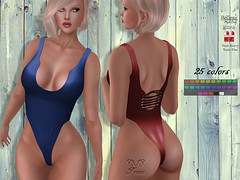 TREZE Cora Bodysuit (trezedesigns) Tags: maitreya fashion lady fatpack pack beauty belleza body bodysuit chic curvy tonic secondlife desings hud ebody eve mesh second fine life isis freya
