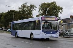 67856 SN13EEX First Glasgow (busmanscotland) Tags: sn13eex eex sn13 firstglasgow 67856 300 e300 enviro e30d dennis alexander