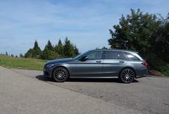 Mercedes-Benz C-Class Wagon (mgheiss) Tags: car auto mercedesbenz cklasse cclass wagon kombi tmodell sony rx100 schwarzwald blackforest