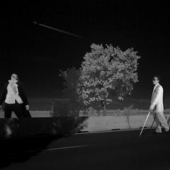 roadside landscape with politicians (old&timer) Tags: background infrared composite conceptual song4u oldtimer imagery digitalart laszlolocsei