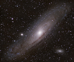Andromeda galaxy again (David6g8) Tags: asi zwo universe galaxy andromeda space cosmos astro astrophotography photography colors deep sky