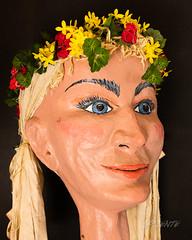2018 Buskers in the Burg, Workshop (Dennis Valente) Tags: 2018 buskersintheburg usa washington mask papermache art workshop giantpuppet 5dsr pnw ellensburg puppetry puppet