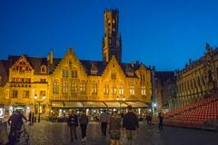 Bruges, Belgium-01742 (gsegelken) Tags: belgium bruges vantagetravel night