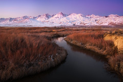 Owens River (Eddie 11uisma) Tags: owens river california sierra eastern sunrise