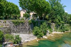 04072018-DSCF8639-2 (Ringela) Tags: château de saintlaurentleminier cascade la vis juli 2018 france fujifilm xt1 languedocroussillon occitanie cevenole landscape nature river travel