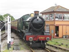 IMG_0348 (JIsaac92) Tags: west somerset railway wsr 6960 raveningham hall