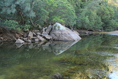 (sallyanne.latham) Tags: clearwater shoalhaven reflection creek river