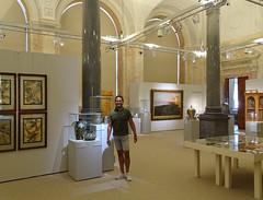 Riga '18 (faun070) Tags: riga artmuseumrigabourse tourist faun070 dutchguy