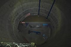 Down from Within (jgurbisz) Tags: jgurbisz vacantnewjerseycom newjersey nj watertower wharton infiltration climbing