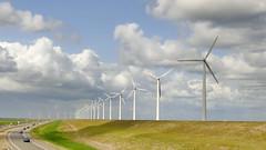 Holland und seine Windmühlen (Don Bello Photography) Tags: sommer 2018 holland ijsselmeer windrad windmill wolken himmel himmelsbilder acdsee panasonicfz1000 lumixfz1000 reinhardbellmann donbellophotography niederlande netherlands