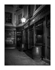 Simpsons Tavern (JRTurnerPhotography) Tags: 2018 architecture august bw blackandwhite britain british building capitalcity city cityscape cornhill england europe fuji fuji1655mm fujixt2 fujifilm fujifilmxt2 fujinon1655mmf28 fujinonxf1655mm gb gaslights gaslightsalleyways greatbritain jrturnerphotography jaketurner london mono monochrome photographer simpsonstavern summer uk unitedkingdom urban victorianbuildings victorianlondon xt2 zoomlens photo photography