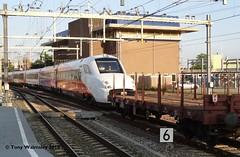 Fyra 4808 Arnhem (TonyW1960) Tags: ns arnhem centraalstation fyra 4808 ansaldobreda
