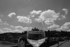 Würzburg und Wein (erstedreiohneblitz) Tags: wine blackandwhite würzburg germany castle summer