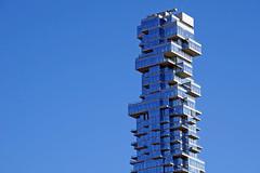56 Leonard Street aka Jenga Tower, Manhattan (SomePhotosTakenByMe) Tags: 59leonardstreet jengatower usa america amerika unitedstates nyc newyork newyorkcity newyorkstate manhattan downtown innenstadt stadt city gebäude building architektur architecture outdoor skyscraper wolkenkratzer