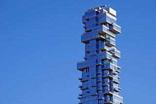 56 Leonard Street aka Jenga Tower, Manhattan