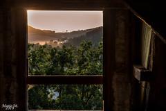 Blick von der Burg Beverungen (3) (mariomüller1) Tags: beverungen natur landschaft landscap farbe wolken clouds