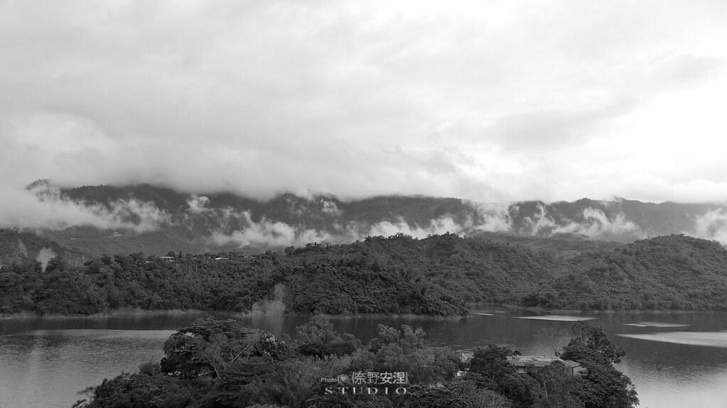 曾文水庫360度咖啡觀景樓 |雨後的台灣,很美5