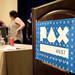 PAX West sign
