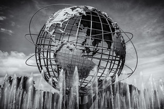 The Unisphere - Flushing, Queens, NYC