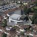 Marlowe Theatre in Canterbury - aerial image