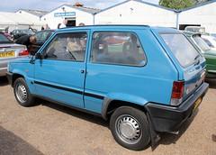 G434 UTY (1) (Nivek.Old.Gold) Tags: 1990 fiat panda 1000 cl benfieldmotors aca