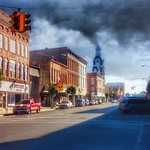 Van Wert  Ohio - Downtown Commercial Area - Historic District thumbnail