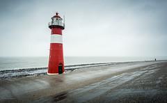 Westkapelle Lighthouse (He Ro.) Tags: herbst holland meer zeeland grey nordsee northsea landscape seascape lighthouse leuchtturm wasser water sea moody niederlande netherlands