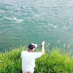 IMG_20180818_113745_293 (Red's Fly Shop) Tags: wading yakimacanyon wadefishing