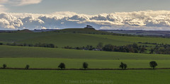 Landscapes (James Etchells) Tags: marlborough downs wiltshire sony a700 landscape landscapes sky clouds reedit nature natural world fields tree trees photography colour color past memories dramatic outdoor outdoors south west england uk britain lines leading