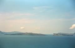 A Zeiss Ikon in Santorini (•Nicolas•) Tags: 100iso 5152 ciel color ektar film greece holidays ikon ile island kodak nettar santorini sky sunny vacances zeiss nicolasthomas antiques camera vintage