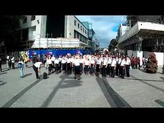The Salvation Army Choir in Birmingham. (paulcunningham57) Tags: birmingham birminghamcitycentre uk thesalvationarmy singing choir bullring video
