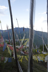 Thimphu Viewpoints Prayer Flags Over the Mountains (William J H Leonard) Tags: thimphu bhutan bhutanese southasia southasian summer sunny travel travelphotography travelling buddhist buddhism buddhisttemple prayer prayerflags prayers prayerflag mountain mountains