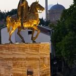 Statue of Skender Beg, Skopje thumbnail