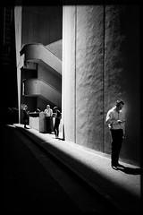 The upsides to purgatory (Albion Harrison-Naish) Tags: sydney newsouthwales australia streetphotography iphone iphonese hipstamatic lowylens blackeyssupergrainfilm jollyrainbow2xflash unedited straightoutofcamera albionharrisonnaish sydneystreetphotography