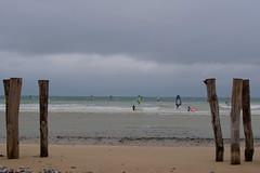 Windsurfers (pierre.pruvot2) Tags: beach france gx80 pasdecalais plage sangatte sports windsurfing