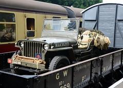 Military Vehicles (Crowcombe Al) Tags: classs160 6046 usatcs160 landgirls